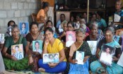 No sign of the missing from Sri Lanka's war