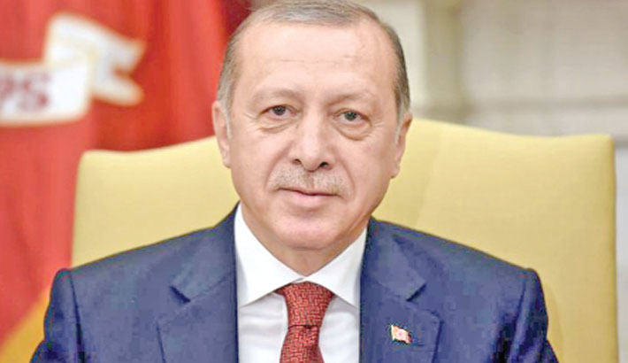 Erdogan urges Russia, Iran to stop 'disaster' in Idlib