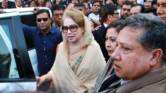 Khaleda Zia skips court appearance in Zia Charitable Trust graft Case