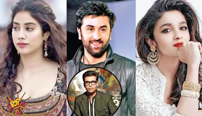 Karan wants to cast Ranbir, Alia, Janhvi in Kuch Kuch Hota Hai 2