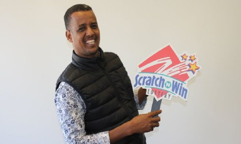 Canadian immigrant twice wins million-dollar lottery prizes