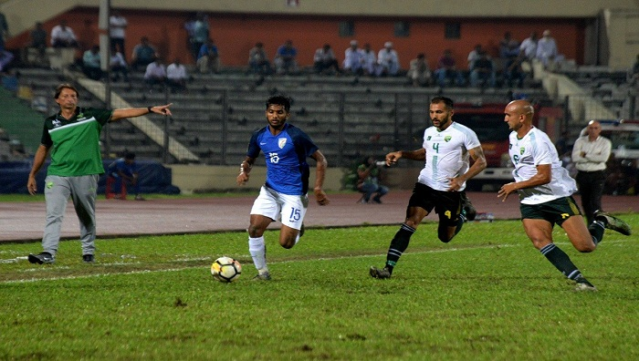 India reach SAAF final thrashing Pakistan by 3-1 goals