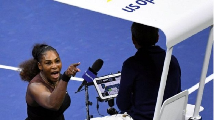 Herald Sun front page defends Serena cartoon