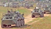 Russia launches biggest ever war games