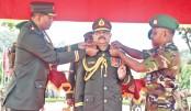 Aziz becomes EBR's colonel commandant