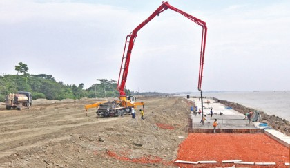 Outer Ring Road in Ctg to  open to traffic by Dec