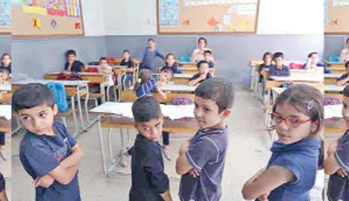 Kurds, Christians split over Syria school curriculum