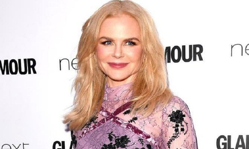 Nicole Kidman discusses 'MeToo' movement