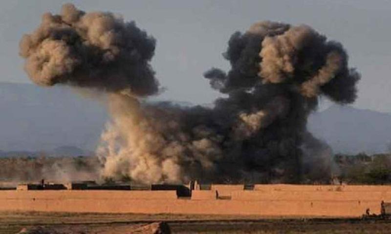 Airstrikes kill 8 Taliban militants in N Afghanistan
