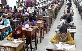 Dhaka University  Ga unit admission test held