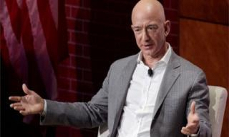 Amazon chief Jeff Bezos gives $2bn to help the homeless