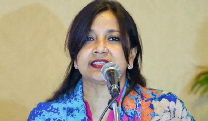 BNP-Jamaat clique operates 300 Facebook pages from abroad: Tarana