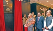 PM opens hotel  InterContinental  Dhaka