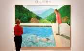 Hockney painting set for record $80m
