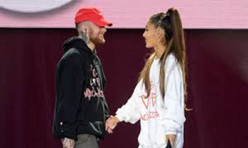 Mac Miller death: Ariana Grande pays tribute to ex-boyfriend