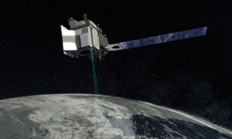 ICESat: Space laser to get unprecedented view of Earth's ice