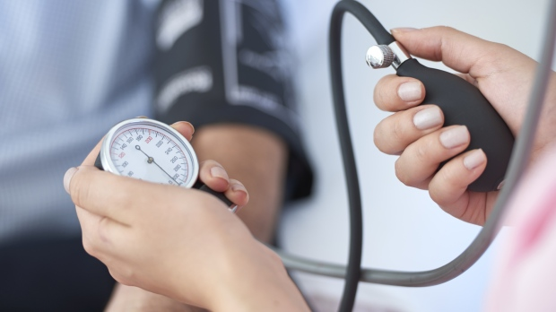High blood pressure linked to aortic valve disease