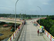 Prime Minister to open country's first Y-shaped bridge Sunday