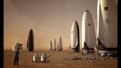 SpaceX announces new plan to send tourist around Moon