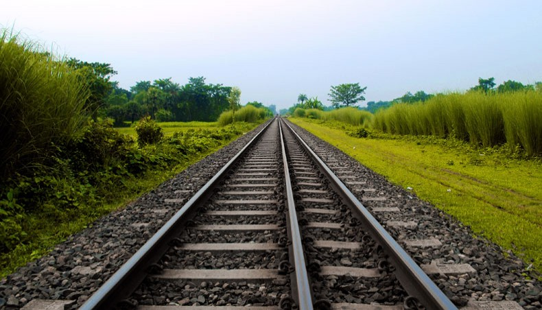 Two youth crushed under train in Sylhet