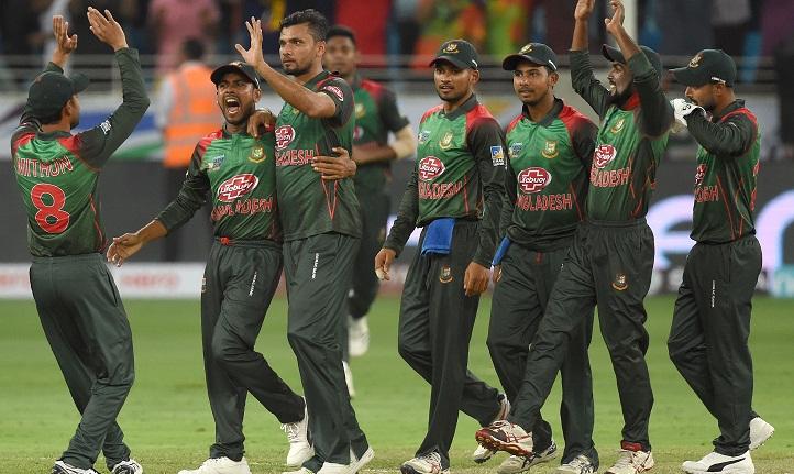 Bangladesh win by 137 runs