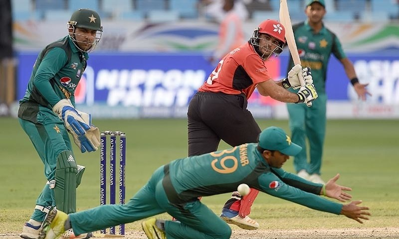 Asia Cup 2018: Pakistan bundle Hong Kong out for 116