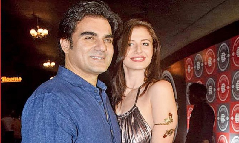 Arbaaz Khan to marry girlfriend Giorgia Andriani?