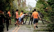 Death toll in Philippines typhoon rises to 25: official