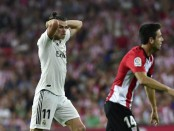 Real Madrid drops first points in La Liga in 1-1 draw at Bilbao