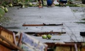 Typhoon death toll in Philippines jumps to 28