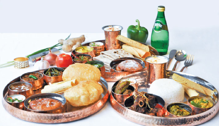 Delights Of Indian Cuisines @ Long Beach Hotels