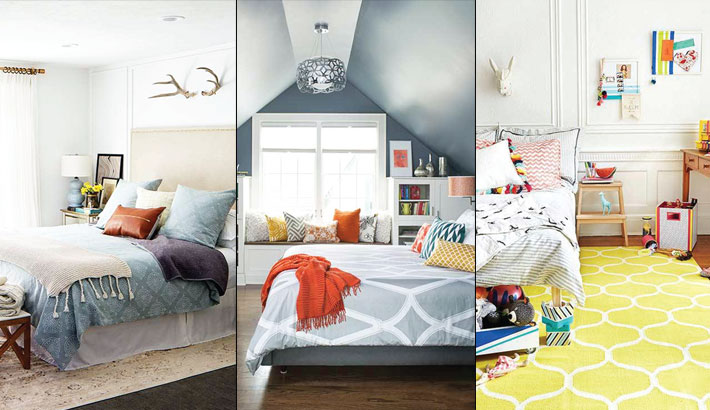 Beautifying  Small Bedrooms