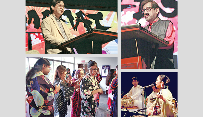 Japanese performances mesmerise Dhaka audience