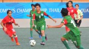 AFC U-16 Women's: Bangladesh makes flying start crushing Bahrain 10-0