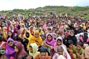 India hands over 3rd phase humanitarian assistance for Rohingya