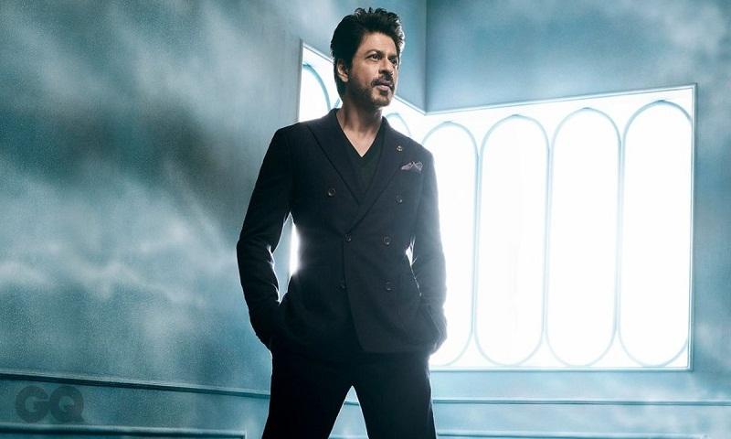 Shah Rukh Khan turns a parent philosopher
