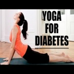 How Yoga helps in managing diabeties