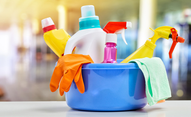 Household disinfectants could be making kids overweight, study says