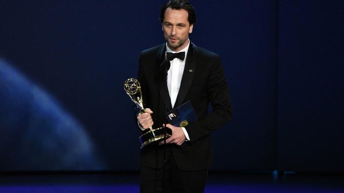 Finally: 'Americans' star Matthew Rhys wins best drama actor Emmy
