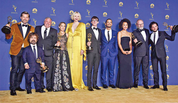 Game of Thrones, The Marvelous Mrs Maisel win big at Emmys 2018