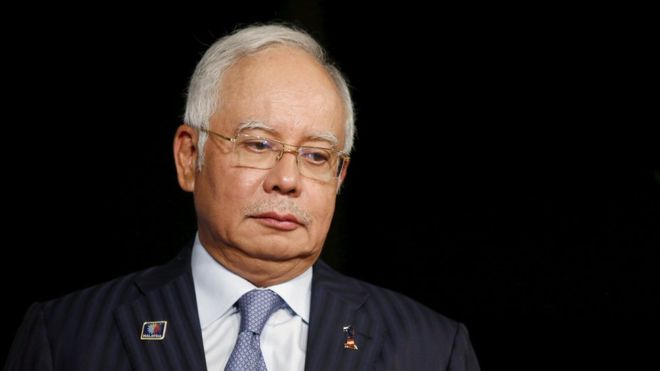 Malaysia ex-PM arrested over $628 mn linked to 1MDB, to be charged
