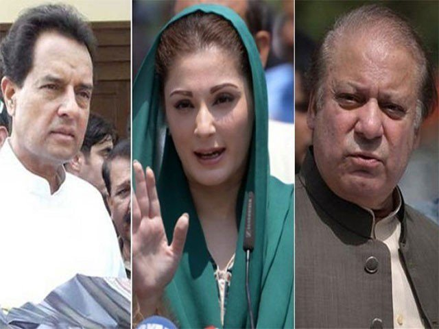 Pakistan court frees deposed premier Nawaz Sharif, daughter Maryam Nawaz and son-in-law Safdar