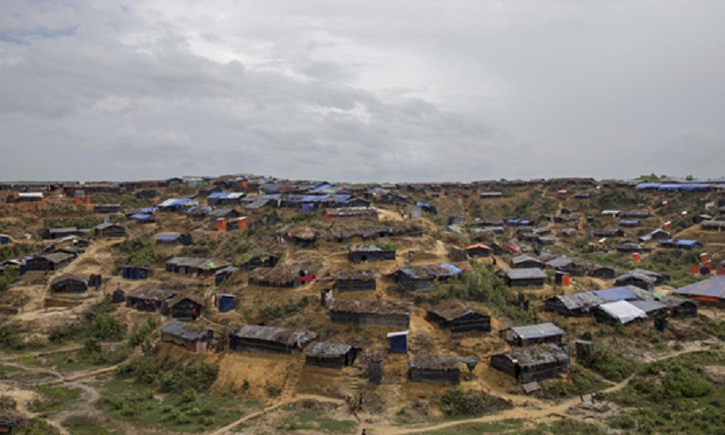 4300 acres hills, forests destroyed to shelter Rohingyas: UNDP report