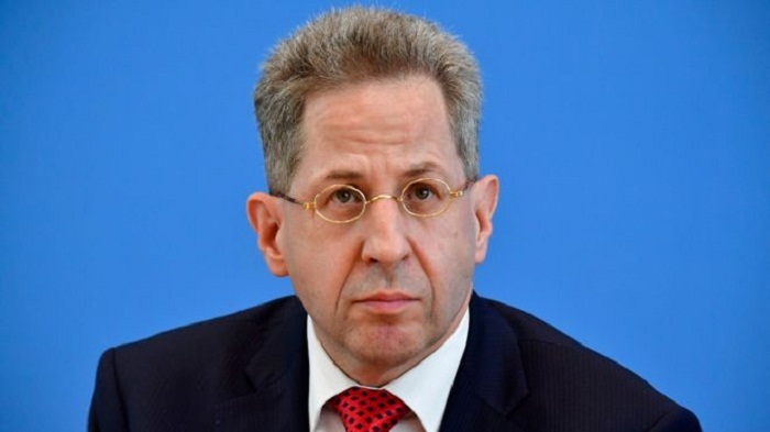 German top spy Maassen forced out over Chemnitz unrest
