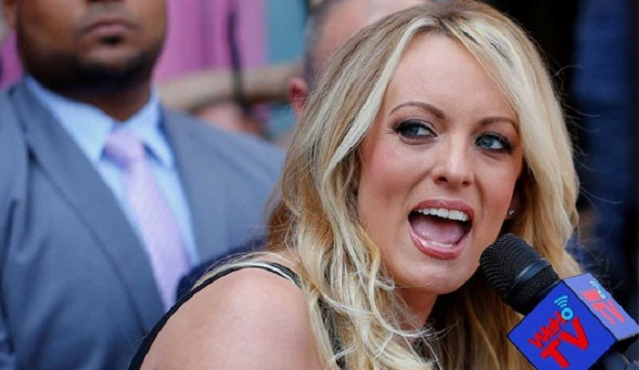 Sex with Trump 'Least Impressive' Stormy ever had
