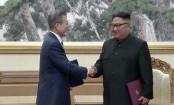 North and South Korea: Kim and Moon hail new future