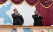 S Korea's Moon seeks nuclear agreement with Kim at summit