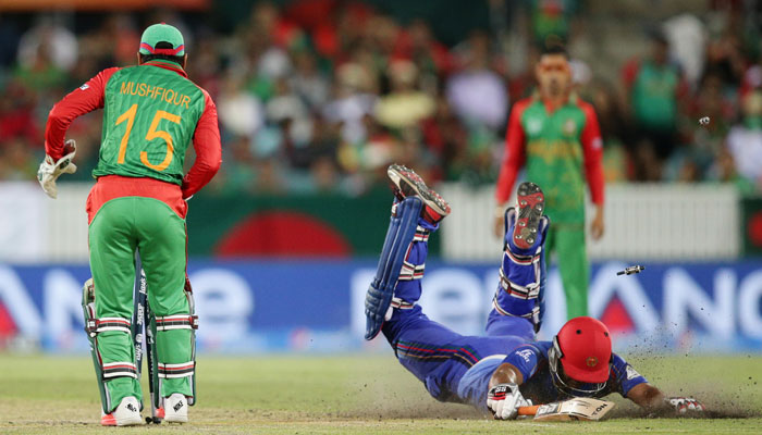 Afghanistan win toss, opt to bat against Bangladesh