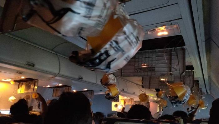 Passengers hurt after India pilot 'blunder'