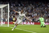 Madrid starts CL life after Ronaldo with easy win over Roma